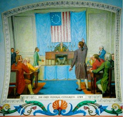 The First FederalCongress
