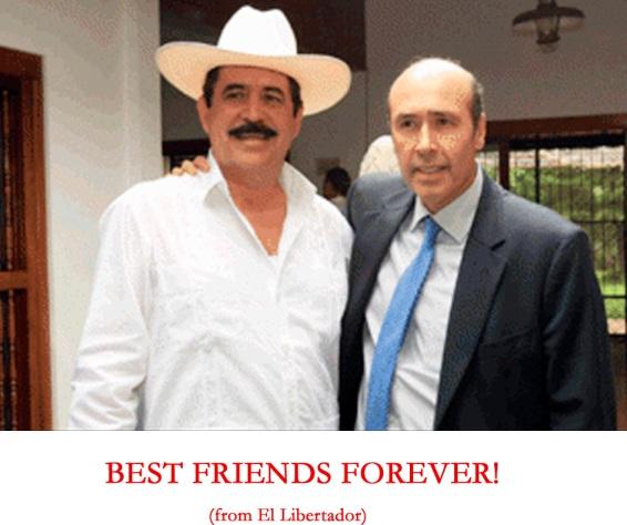 Llorens and Zelaya