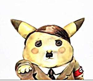 Picachu-Hitler