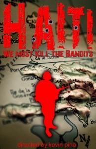 We Must Kill the Bandits Poster Art