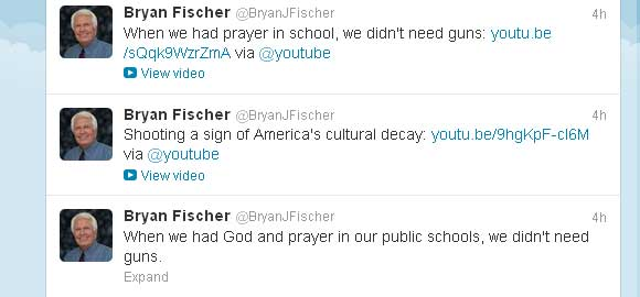 Bryan_Fischer_AFA_Shooting