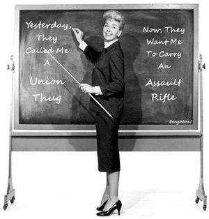 union-thug-teacher